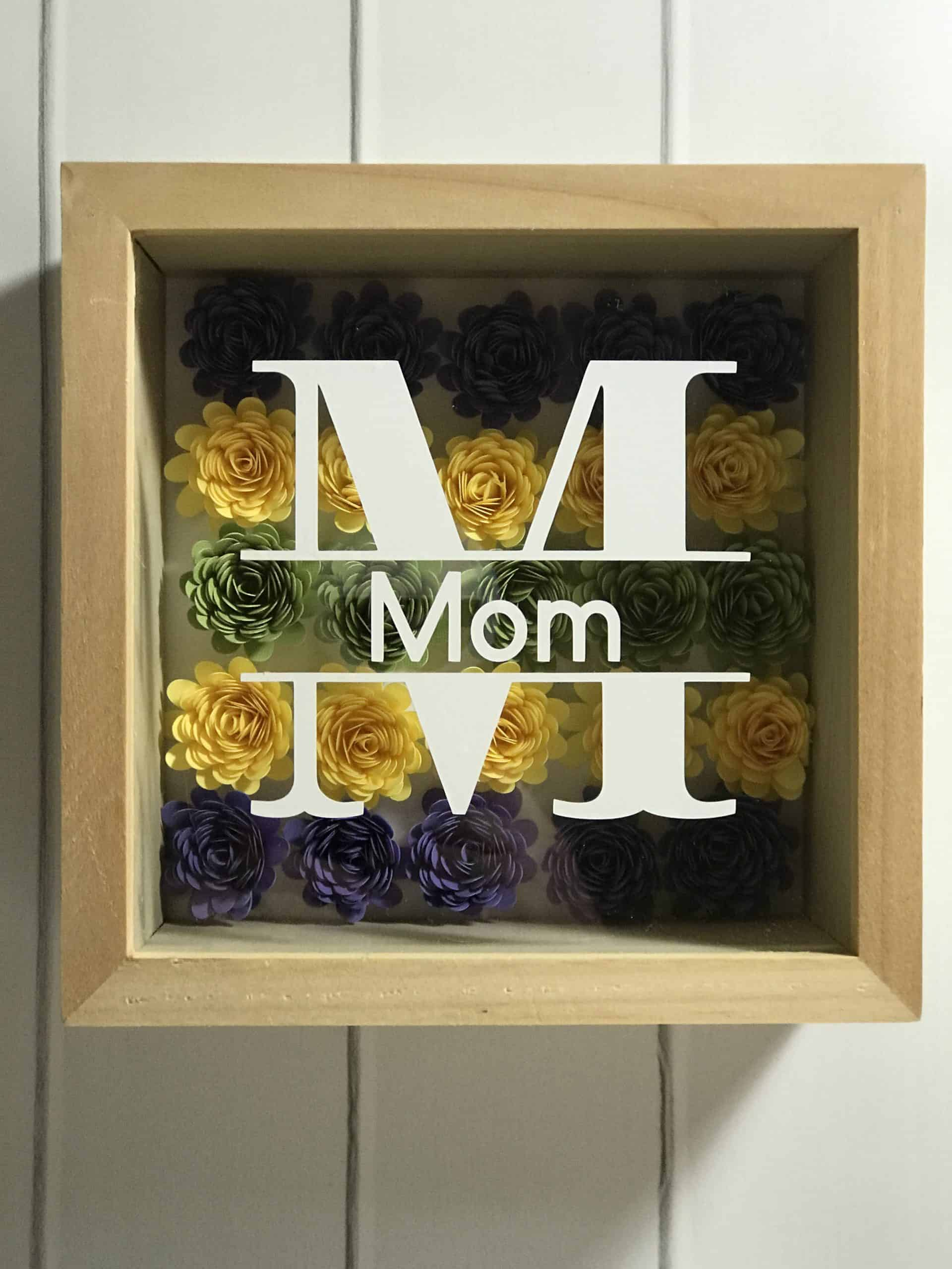 Read more about the article Mother's Day Gift Idea – Make It With Your Cricut