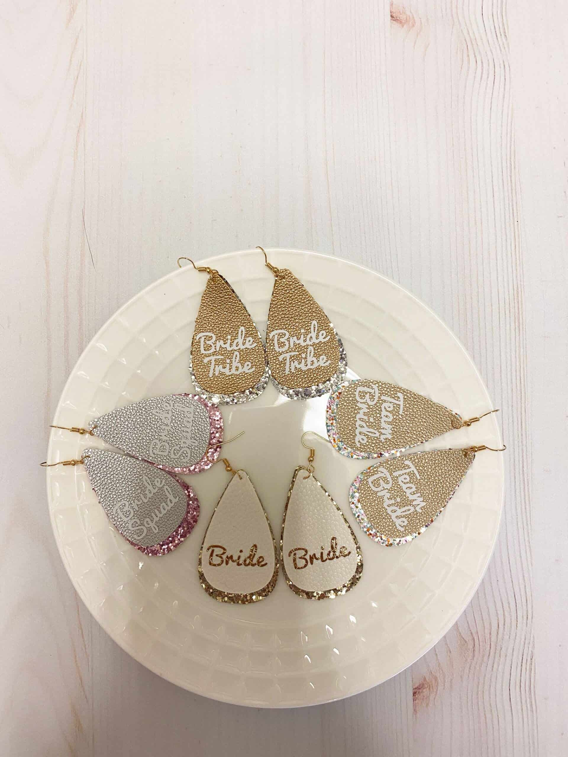 Read more about the article DIY Bridal Party Earrings